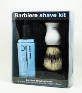 Barbersæt fra Men-Ü