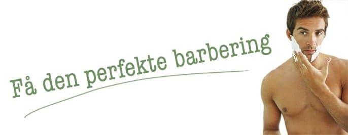 Undgå røde knopper efter barbering
